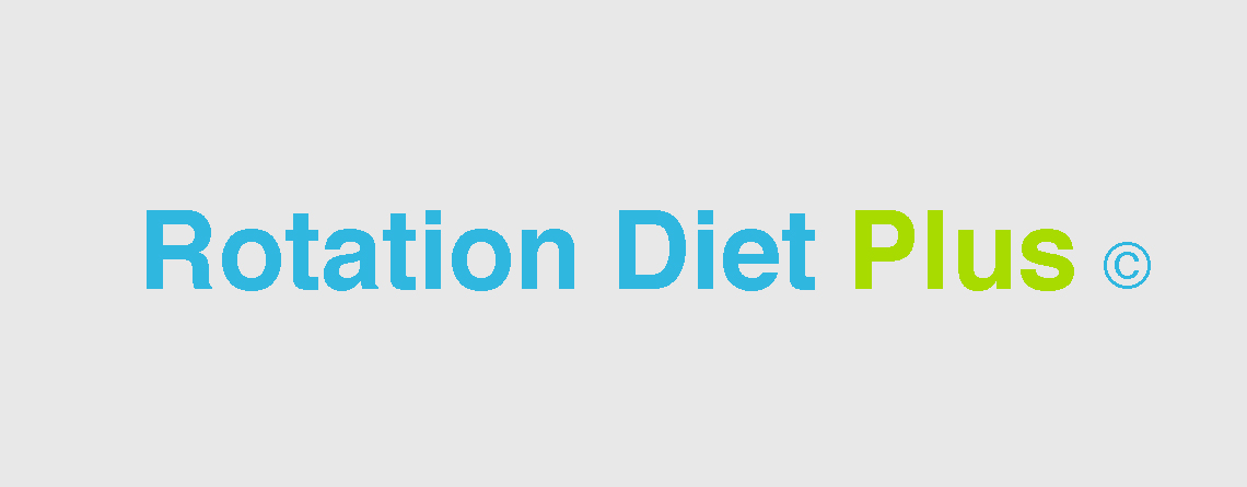 VERSION 2.0 Rotation Diet Plus © Software:  50+  NEW foods.